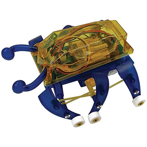 SCience Time 19705 Remote Control Spider Robot Science Kit