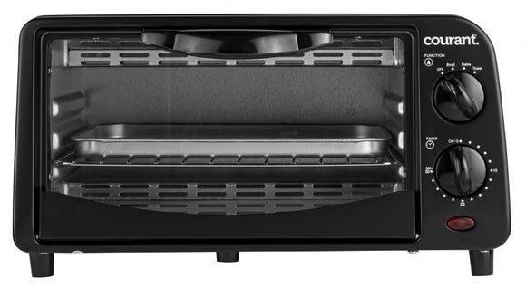 Courant 4 Slice Toaster Oven