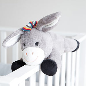 Zazu Don the Donkey Voice & Touch Activated Sound Machine Sleep Soother  Kids Soft Heartbeat Toy