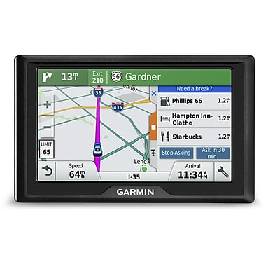 "Garmin Drive 5"" GPS with Bluetooth & Traffic, Refurbished"