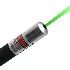 Dimple Green Laser Pen (Black)