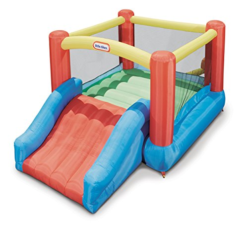Little Tikes Jr. Jump 'n Slide Bouncer
