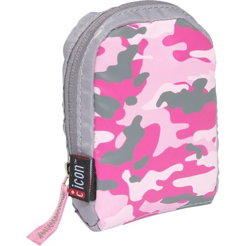 Icon Motions soft case (Pink Camoflauge)