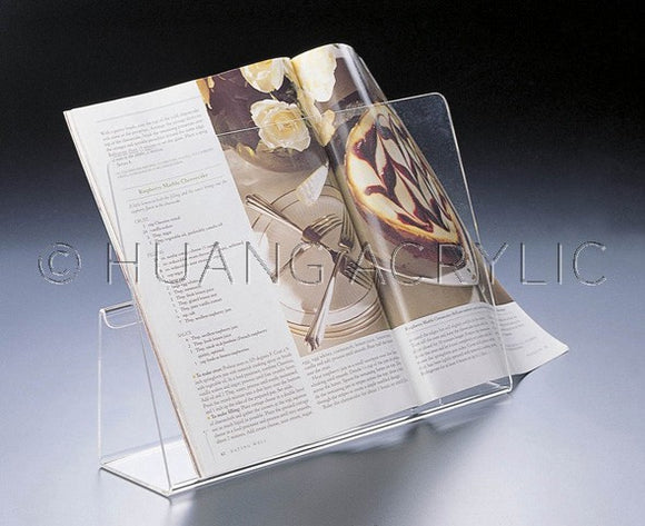 Huang Acrylic Cookbook Stand/ Holder
