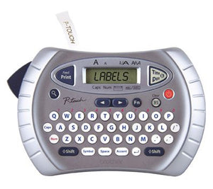 Brother P-Touch Personal Handheld Label Maker