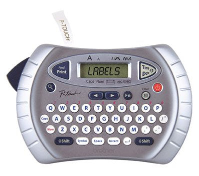 BrotherP-Touch Personal Handheld Label Maker
