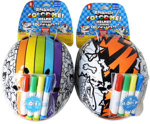 Color Me Children's Bicycle Helmet