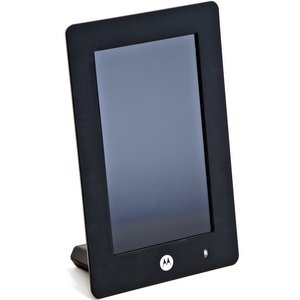 Motorola Mf601 6 Ultra Thin Lcd Digital Photo Frame With Slideshow