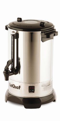 Le Chef Deluxe SS Urn 40 Cup