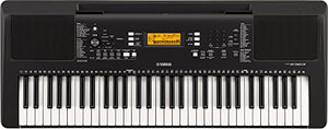 Yamaha 61-Key Mid Level Portable Keyboard