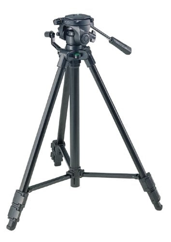 Sony VCT-R640 Lightweight Tripod for Digital Cameras,black
