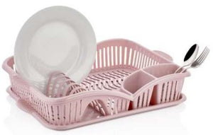 Qlux Ideas Dish Drainer Assorted Colors