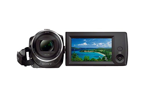 Sony HD Video Recording HDRCX440 Handycam Camcorder, Full HD Video/ 9.2MP Stills, 8GB Internal Memory, 2.7