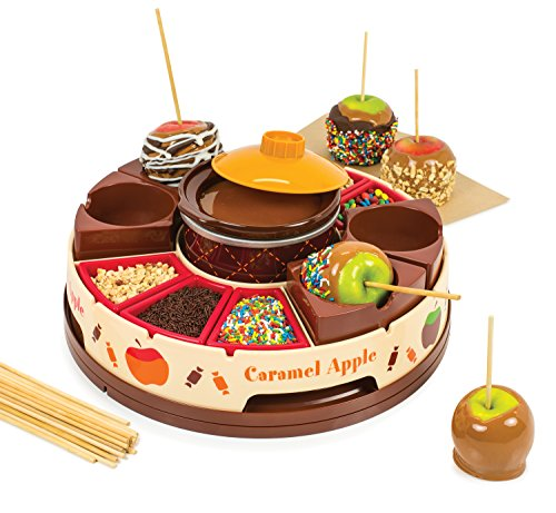 Nostalgia Chocolate & Caramel Apple Party