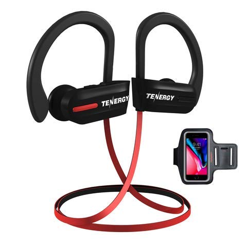 Sport Noise Isolating Bluetooth Headphones