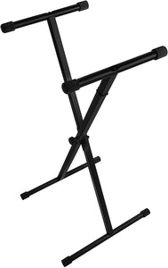 On-Stage Universal Keyboard Stand Classic (Single-X, Double X)