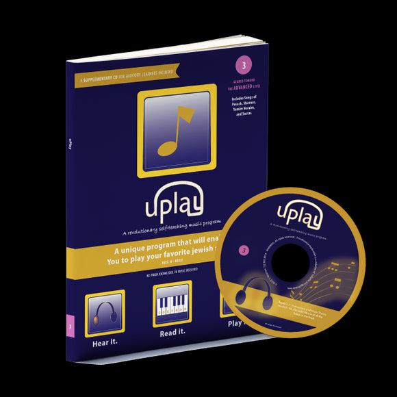 uPlay Self Teaching Music Program Book 3
