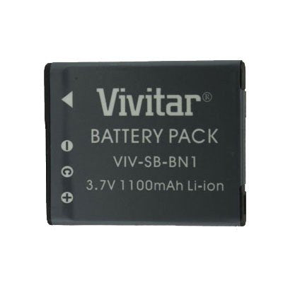 Vivitar Camera Battery for Sony NP-BN1 BATTCAM - DB Electronics