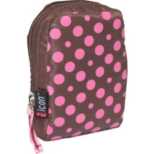 Icon Motions soft case (Brown / Pink Polka dot) - DB Electronics