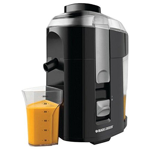 Black+Decker Juice Extractor with Custom Juice Cup