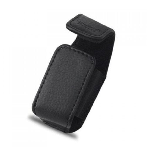 Reiko MP3 Player Case (Black Leather)