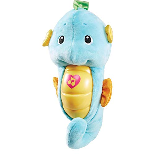 Fisher-Price Soothe & Glow Comforting Baby Toy, 8 Lullabies, Uses 2x AA