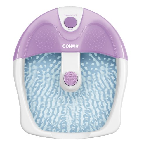 Conair Foot Bath with Heat and Vibration
