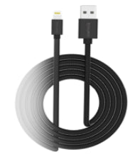 Aduro TYC-TSC6-01 6' Thermal Sensor Type C Cable, Black