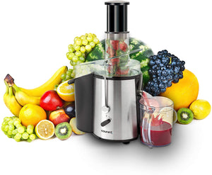 Courant CJP7500 Juicer - Juice Extractor, Stainless Steal Black
