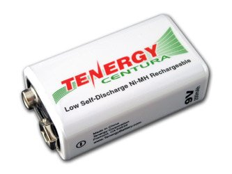 Tenergy Centura 8000mAh Low Self-Discharge (LSD) NiMH D Rechargeable Batteries, 2 Pack BATTD2PK BATTCHARGE