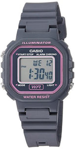 Casio Colored Digital Watch, Grey