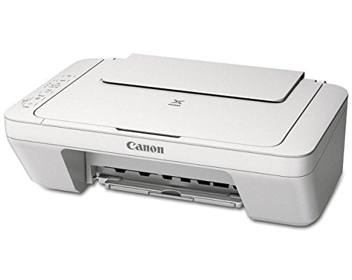 Canon Pixma MG2522 All-in-One Inkjet Printer, Scanner & Copier, No Fax Needs Printer Cable (PG-245,CL-246,PG-243,CL-244)