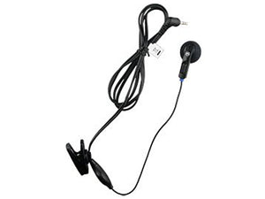 Motorola SYN8390C Factory Original 2.5mm Wired Mono Handsfree Headset Earphone Earbud, Black