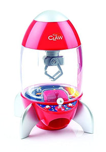 Claw Rocketship Multi Color Light Display Toy Grabber