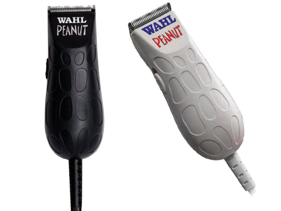 Wahl Peanut Trimmer (White, Black)