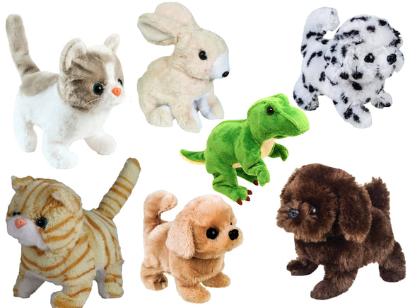 Westminster Battery Operated Animal Toys