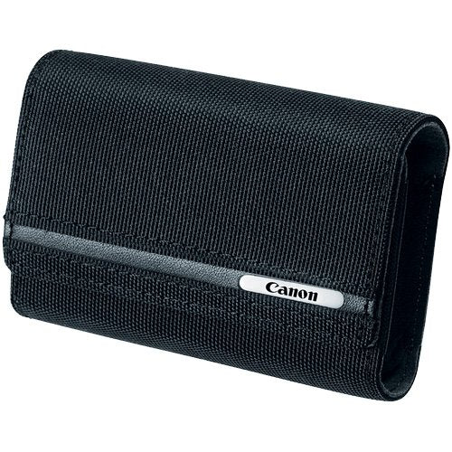 Canon Deluxe Soft Camera Case, Black - DB Electronics