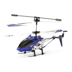 Syma 3 Channel S107G Mini Indoor Co-Axial Metal Body RC Remote Control Helicopter w/ Gyro