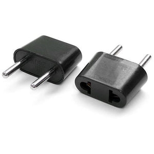 American to European Outlet Plug Adapter