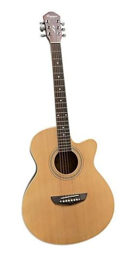 Grand Concert Cutaway Acoustic Guitar