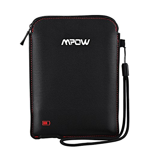 Mpow Micro USB Portable Charging External Battery Pack Case