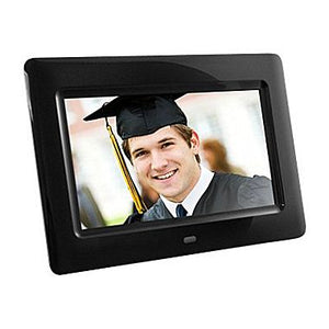Aluratek Digital Photo Frame 7""