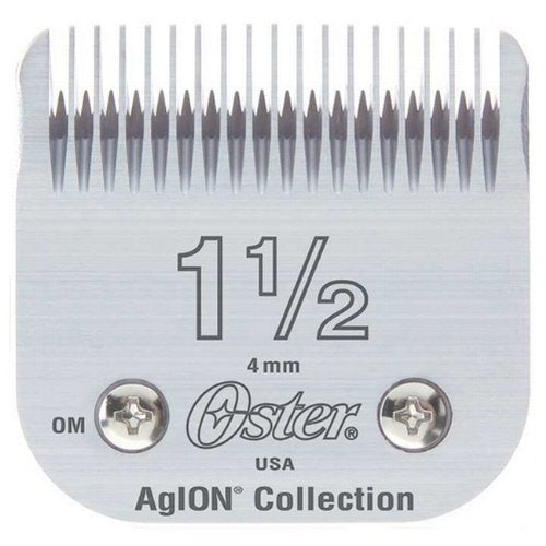 Oster Metal Blade Comb  size1.5 For Oster 76 Hair Clipper Size1&1/2 size 3/64