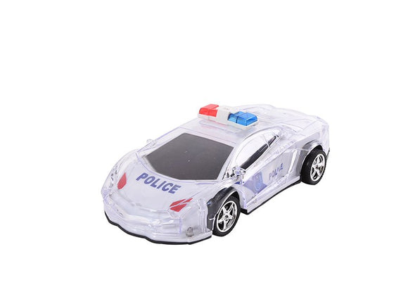 Wonderplay Remote Control Light Up Police Car