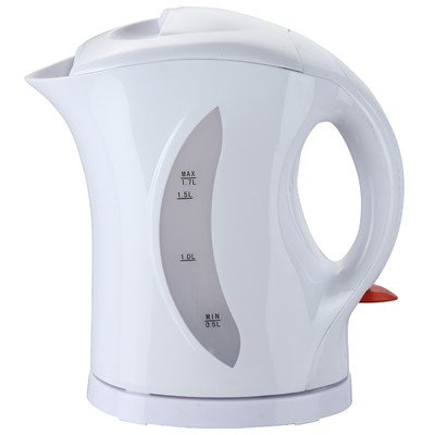Brentwood Cordless 1.7L Kettle (White)