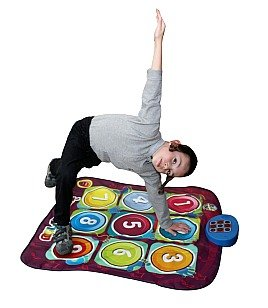 Childrens Dance Mat with Jewish Music