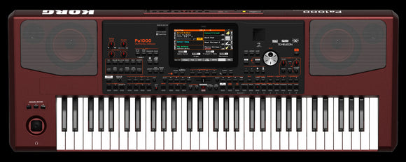 Korg keyboard PA1000 61-Key Pro Arranger with Speakers