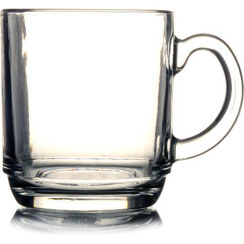 Glass Mug 10oz
