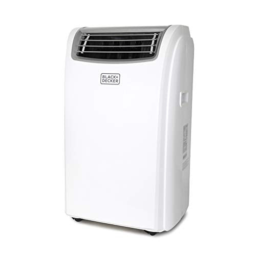 Black + Decker BPACT14WT REFURBISHED Portable Air Conditioner, 14,000 BTU 14PRAC