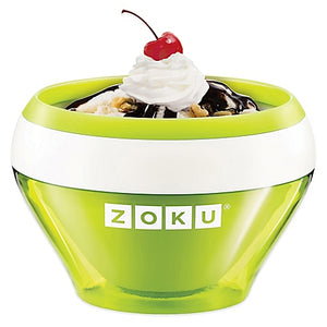 Zoku Instant Ice Cream Maker, Green
